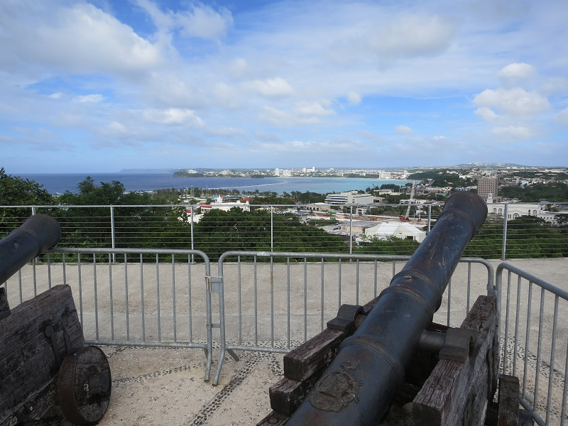 photo of tour of Guam